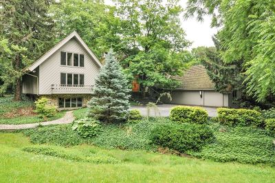 Single Family Home For Sale: 1400 Ravinia Road