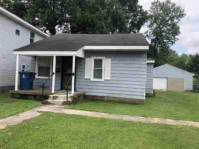 Marion Single Family Home For Sale: 1603 W 5th Street