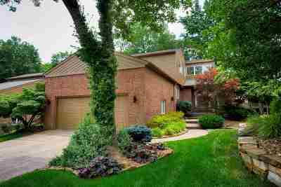 Evansville Condo/Townhouse For Sale: 4045 Fall Creek Drive