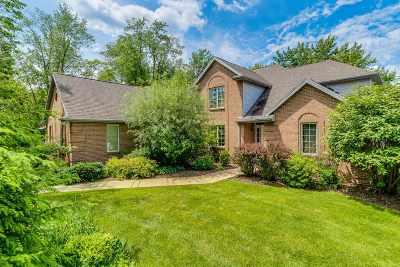 Granger Single Family Home For Sale: 52277 Dorchester Ct Court