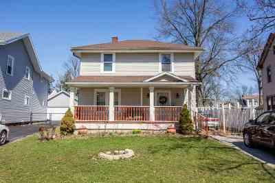 Fort Wayne Single Family Home For Sale: 234 N Seminole Circle