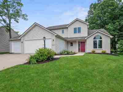 Fort Wayne Single Family Home For Sale: 10408 Lake Tahoe Drive
