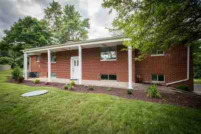 Fort Wayne Single Family Home For Sale: 3818 Huth Drive