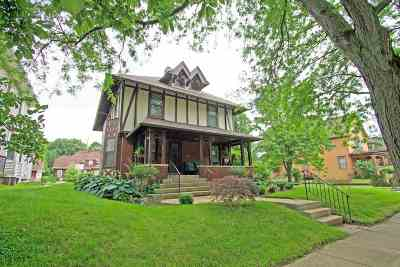 Lafayette Single Family Home For Sale: 533 S 9th Street