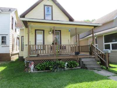 Single Family Home For Sale: 507 S Peters Street