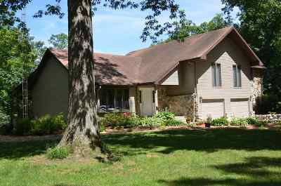 Dubois County Single Family Home For Sale: 6360 S Lake Charles Drive