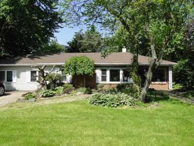 Kosciusko County Single Family Home For Sale: 1304 Ranch Road