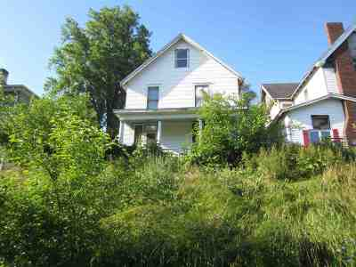 Marion Single Family Home For Sale: 721 W 6th Street Street