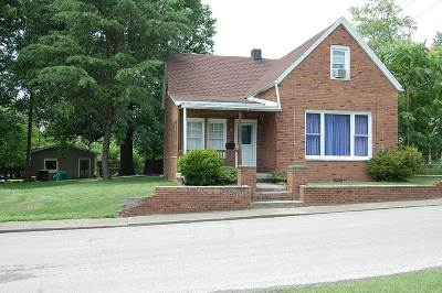 Boonville Single Family Home For Sale: 1026 N Williams Street