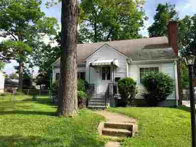 Allen County Single Family Home For Sale: 723 Ridgewood Drive