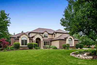 Fort Wayne Single Family Home For Sale: 4634 Wyndemere Lane