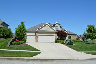 Allen County Single Family Home For Sale: 5908 Brightleaf Court