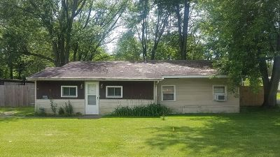 Elkhart Single Family Home For Sale: 25056 W Medford Street