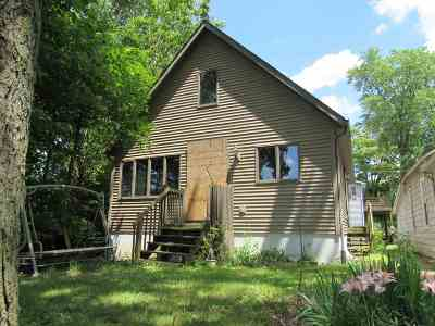 Whitley County Single Family Home For Sale: 5499 N Fish Hatchery Road