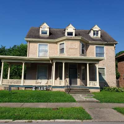 Evansville Single Family Home For Sale: 803 SE Riverside Drive