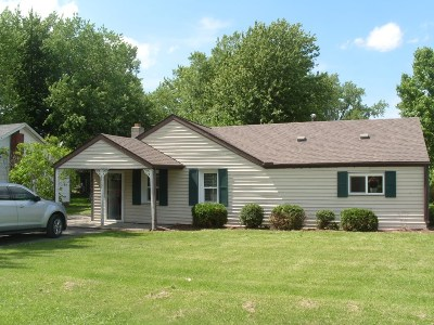 Marshall County Single Family Home For Sale: 8432 Chicago Street