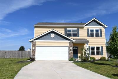 Allen County Single Family Home For Sale: 11239 Yalumba Pass
