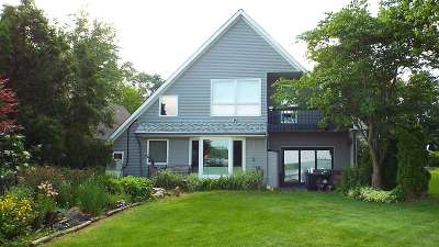 Kosciusko County Single Family Home For Sale: 62 Ems D25a Lane