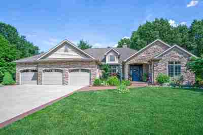 Granger Single Family Home For Sale: 30144 Copperwoods Drive