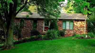Kokomo IN Single Family Home For Sale: $187,000