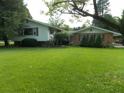 Elkhart Single Family Home For Sale: 51915 County Road 7