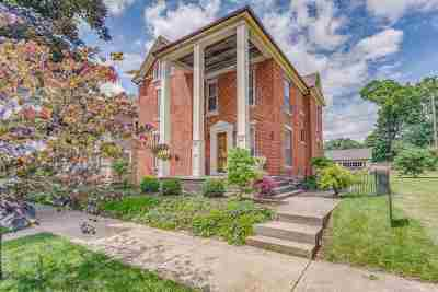 Wabash Single Family Home For Sale: 276 W Hill Street