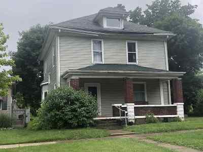 Wabash Single Family Home For Sale: 66 Elm Street