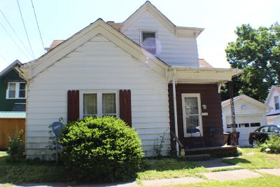 Wabash Multi Family Home For Sale: 255 & 273 N Comstock