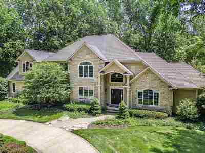 Winona Lake Single Family Home For Sale: 2973 E St. Andrews Road S