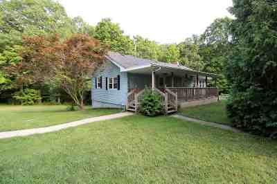 Marion Single Family Home Back On Market: 2712 E Bradford Pike