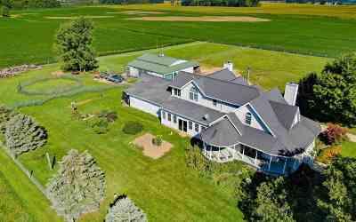 Van Buren Single Family Home For Sale: 5117 N 900 E