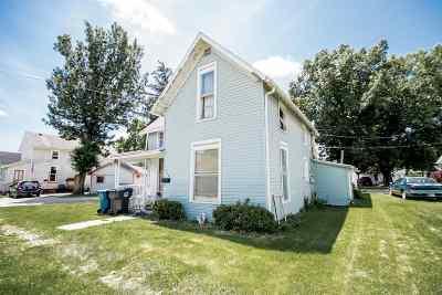 Huntington Single Family Home For Sale: 458 S Briant Street