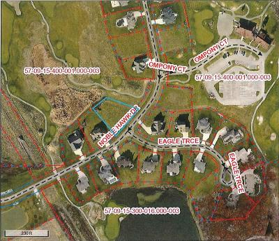 Noble County Residential Lots & Land For Sale: 3010 Noble Hawk Drive