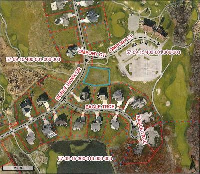 Noble County Residential Lots & Land For Sale: 3009 Noble Hawk Drive