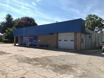 Steuben County Commercial For Sale: 206 E Toledo Street