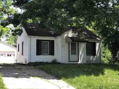 Allen County Single Family Home For Sale: 2021 Redwood Avenue