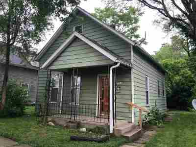 Fort Wayne Single Family Home For Sale: 1409 Grant Avenue