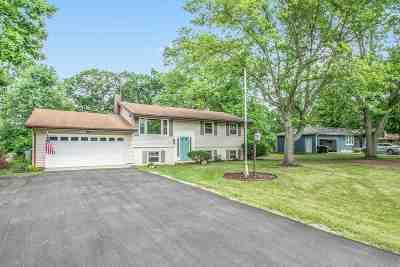 Mishawaka Single Family Home For Sale: 54650 Bethany Drive