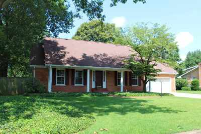 Evansville Single Family Home For Sale: 1567 Southfield Road