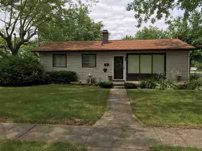 Single Family Home For Sale: 1115 E Marshall Street