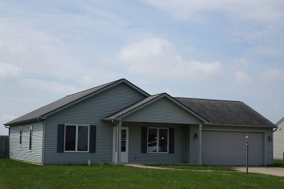 Wabash Single Family Home For Sale: 15 Chrysler Avenue