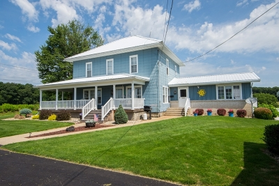 South Bend Single Family Home For Sale: 52535 Primrose Road