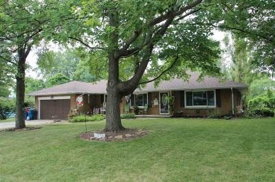 Wabash Single Family Home For Sale: 1260 N Wabash Street