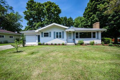 Elkhart Single Family Home For Sale: 23351 Greenleaf Boulevard