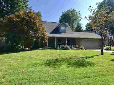 Santa Claus Single Family Home For Sale: 898 W Shepherds Lane