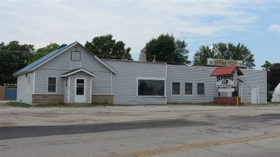Noble County Commercial For Sale: 502 Kelly Street