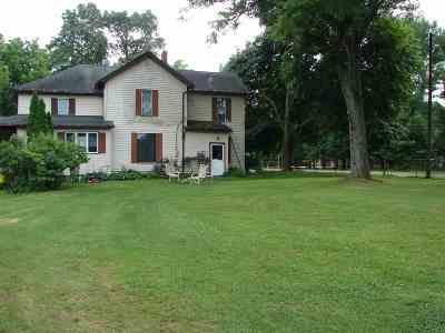 Granger Single Family Home For Sale: 51888 Bittersweet Road
