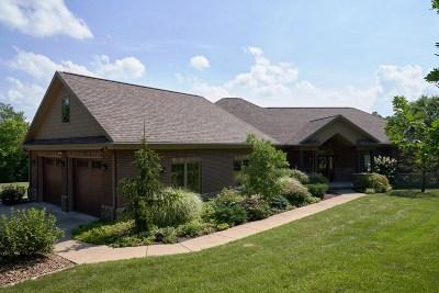 Elberfeld Single Family Home For Sale: 9377 W New Harmony Road