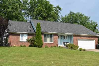 Newburgh Single Family Home For Sale: 5497 Landview Drive