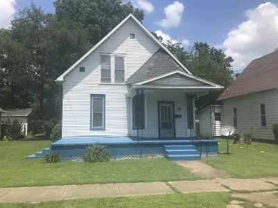 Spencer County Single Family Home For Sale: 617 Elm Street
